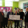 Stagehands Local 6 commits $15,000 to 3-year support for Gene Slay's Boys'/Girls' Club