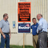 Union members help worker-friendly Butler jump start campaign for Missouri House