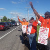 Schnucks customers supporting Teamsters; enthusiasm continues to grow