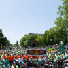 10,000 union members fill streets Illinois Capitol to oppose Rauner