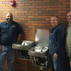 Plumbers & Pipefitters 562 turns on tap for new water fountains at McCluer North