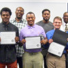 Building Union Diversity (BUD) program graduates fifth class