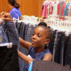 Unions pitch in to help National Council of Jewish Women distribute school supplies, clothing to 1,300 kids in need