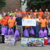 IBEW Local 1 members donate toys for youngsters in St. Louis Children's Hospital
