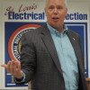 Jefferson County Council candidates Roorda, Hendrix visit St. Louis Building Trades