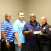 St. Louis City Labor Club donates to help Ballwin police officer shot in the line of duty