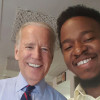 Recent BUD graduate meets the Vice President AND lands a job