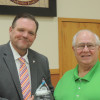 Tom George retires as IBEW Local 1 president