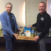 Weekly food bank helps steelworker families