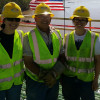 Third-generation iron worker sisters boast careers where the sky is the limit