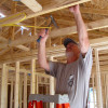 IBEW 309 retirees put the 'blitz' in 'blitz build'