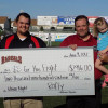 $2,916 raised for Fight Fund at River City Rascals fundraiser