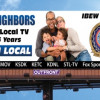 IBEW 4 re-elects Pendergast, officers; launches new billboard campaign promoting union TV technicians