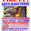 Steelworkers planning 'back-to-work' rally on July 20