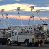 IBEW 1439, 2, 309 members help restore power in Florida after Hurricane Irma