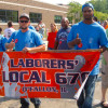 Thousands turn out for Organized Labor's day in Belleville