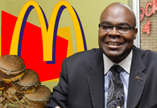McDonald's CEO out as burger chain's struggles worsen