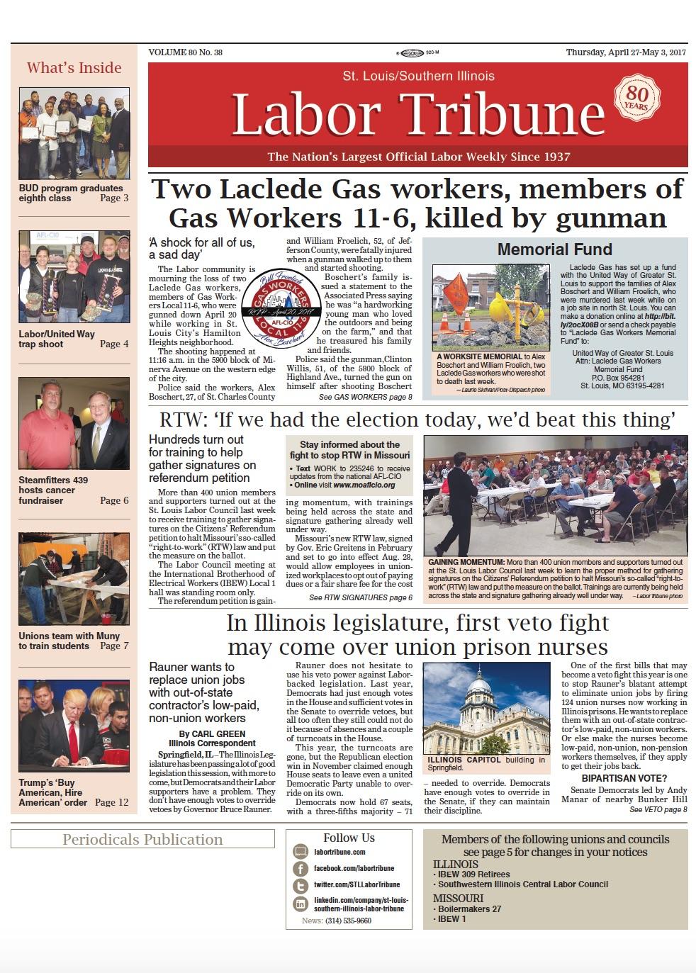 Labor Tribune