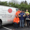 Laborers help local communities with annual food drive