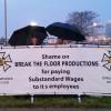 IATSE Local 6 Banners Break the Floor Productions