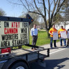 Local unions picket Illinois AT&T