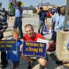 AFGE members, veterans rally against proposed VA privatization plan