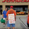 Teamsters 688 boycott costing Schnucks more than if it had moved fired Teamsters to new warehouse