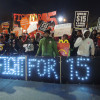 Hundreds protest in St. Louis for $15 minimum wage and union rights