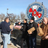 Machinists Dist. 9 donations help Warrenton's Operation Backpack