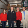 Madison County Federation of Labor food drive fills U-Haul