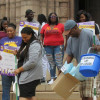 SEIU Local 1 janitors sweep up effects of low wages, urge veto of minimum wage repeal
