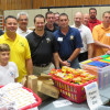 Unions pitch in to set up 'Back 2 School Store'