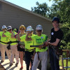 Carpenter sisters lend helping hand to Habitat for Humanity of St. Charles
