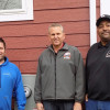 IBEW Local 1, Carpenters join with Habitat for Humanity to get mother of two into a new home in time for Thanksgiving