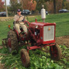 Retired IBEW 1 electrician and longtime farmer Al Roth is harvesting his last crop this year