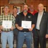 Cement Masons Local 527 honors longtime members