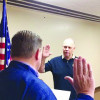 CWA 6300's Mark Johnson sworn in to St. Louis Labor Council executive board