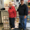 Steelworker retirees send gifts to U.S. soldiers