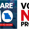 We Are Missouri announces 'No on Prop A' campaign kickoff
