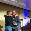 Laborers Local 110's Willey honored for opioid prevention/recovery work