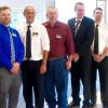 New IBEW 309 journeymen on their way to great careers