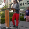 Female Ironworkers 396 member inspires working women at Washington CLUW rally