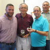Coleman marks more than 70 years with Laborers 338