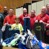 Unions pitch in to help set up 'Back 2 School Store' to provide 1,100 kids in need with clothing, school supplies