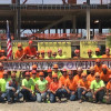 Iron Workers 396, Operating Engineers 513 hold topping out ceremony at new SSM Health Saint Louis University Hospital