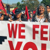 Wonderful Company farmworkers strike over  pay cut