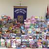 Sprinkler Fitters 268 members mark 18 years of union giving