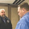 Sheet Metal Workers Local 36's Ray Reasons sworn-in as  Labor Council vice-president
