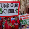 Is the Los Angeles teacher strike a different kind of strike?