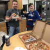 Canadian air  traffic controllers send pizzas to U.S. counterparts working without pay